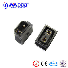 Small D Tap Custom Cable Connection 2 Pin Male And Female 2.4mm Contact Dia