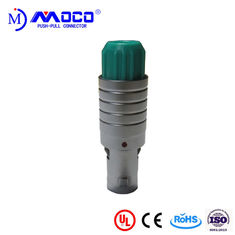 Endoscopic Technology Circular Plastic Connectors M14 14 Pin Metal Shell