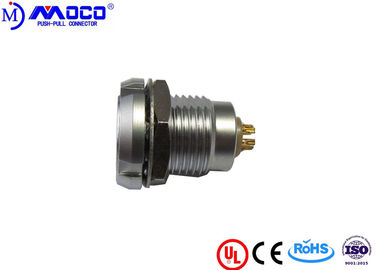 China ERD Female Push Pull Circular Electrical Connectors With Stepped Insert factory